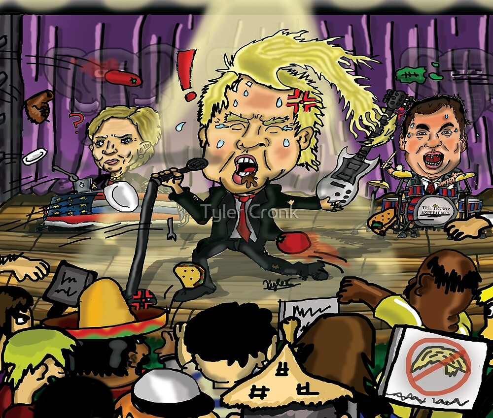 The Donald Trump Experience by Tyler Cronk