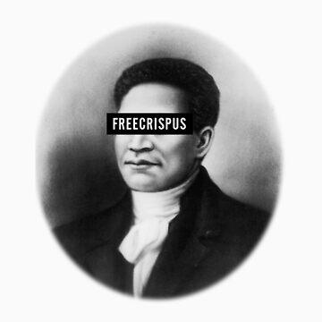 Free Crispus by vsquaredddd