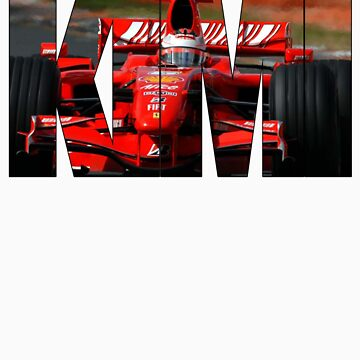 Kimi Räikkönen - Campeón del Mundo de Venusta