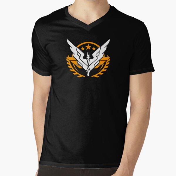 Elite: Dangerous - Triple Elite V-Neck T-Shirt
