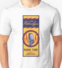 Radio Tube Box T-Shirt