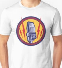 Vintage Microphone T-Shirt