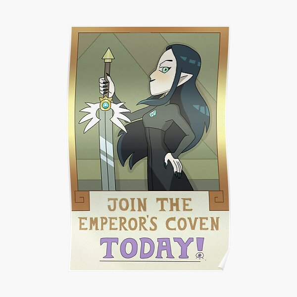 Emperors coven poster Poster