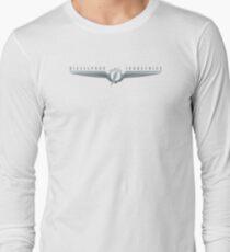 Dieselpunk Industries Metal Logo Long Sleeve T-Shirt