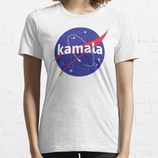 kamala nasa logo, President 2020 Campaign, Woman President Feminist Tee, Times Up Presidential, Democrat For the People Essential T-Shirt