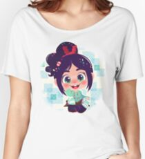 Vanellope Women's Relaxed Fit T-Shirt