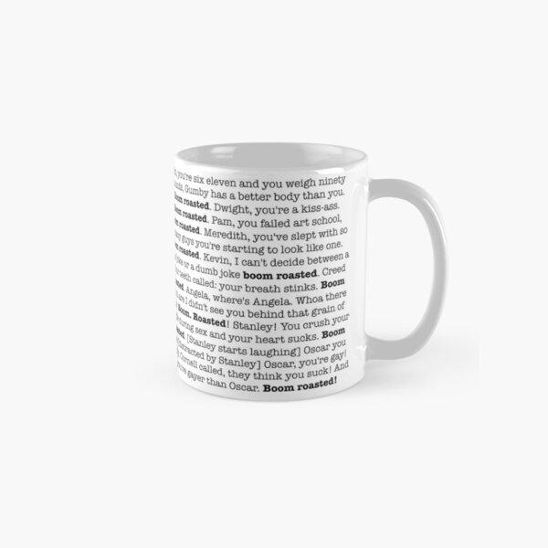 Das Büro - Boom geröstet - Braten Tasse (Standard)
