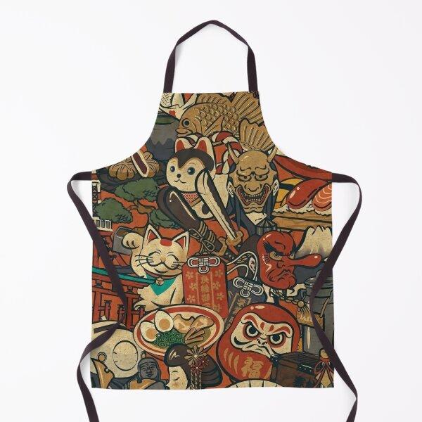 Japanese Culture Apron