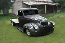 Early 40s Chevy Pickup by Keith Hawley