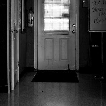door. by Cooperro