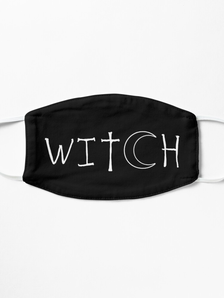 Alternate view of Witch   Pagan Wicca Mask