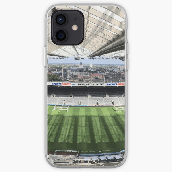 Newcastle United Football Club Photography iPhone Soft Case