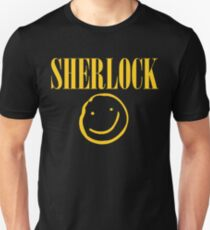 Sherlock Nirvana T-Shirt