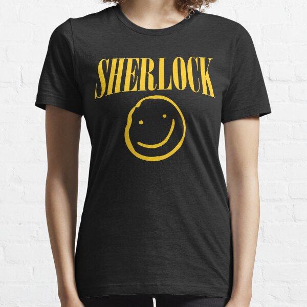 Sherlock Nirvana Essential T-Shirt