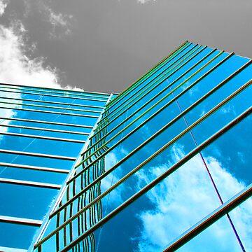 The Blue by ArtDragon