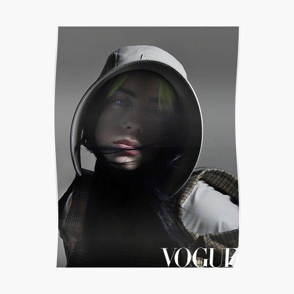 Billie Pose Poster
