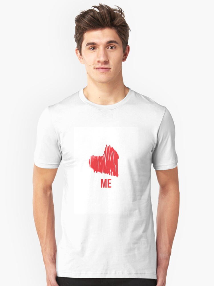 Valentine's Day Couples T-shirts by nesta131