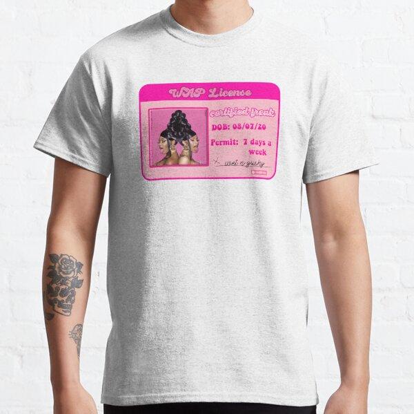 Licence WAP T-shirt classique