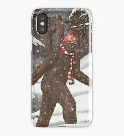 Everyone Gets Cold iPhone Case