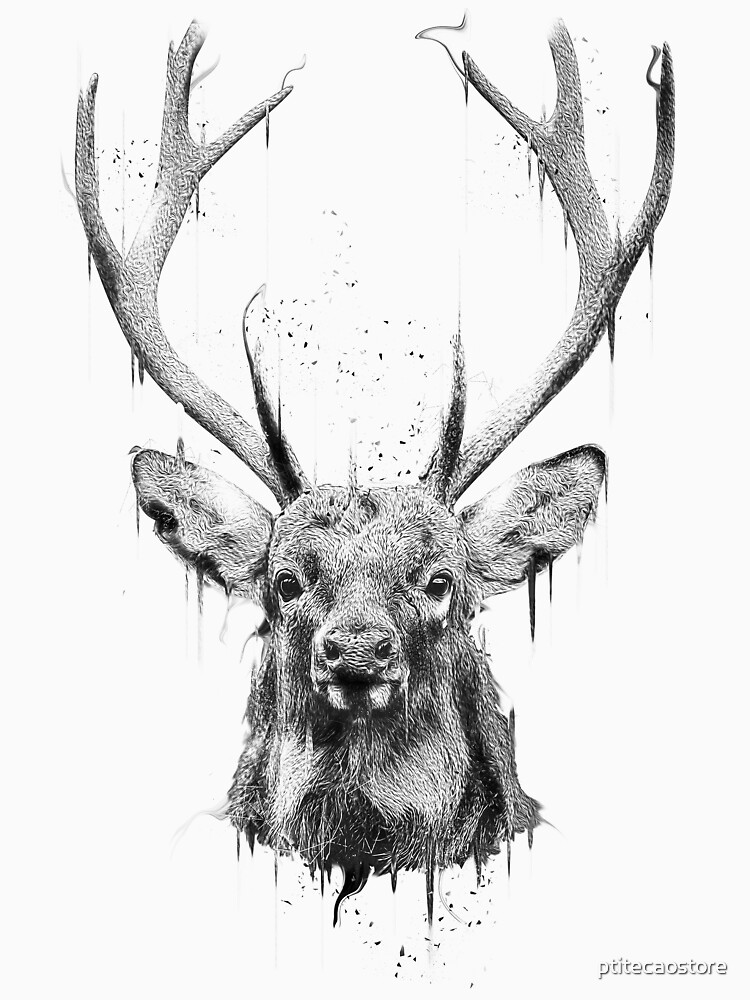 DARK DEER | Unisex T-Shirt
