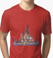CASTLE Tri-blend T-Shirt