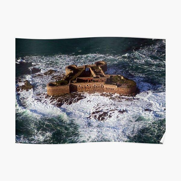 Huge Seas Poster