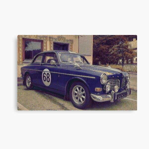 Old Car I Canvas Print
