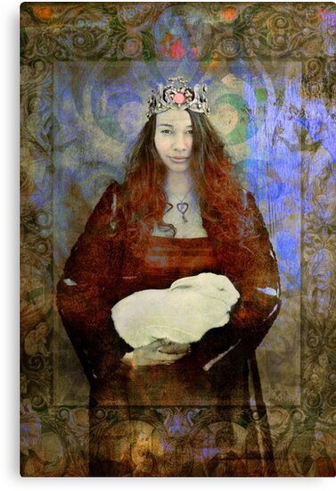 Easter Queen by Elena Ray