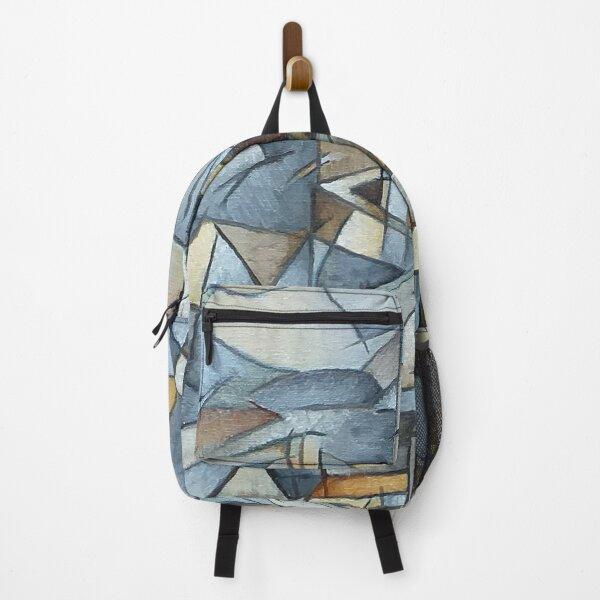 Llanddwyn Cubism  Backpack