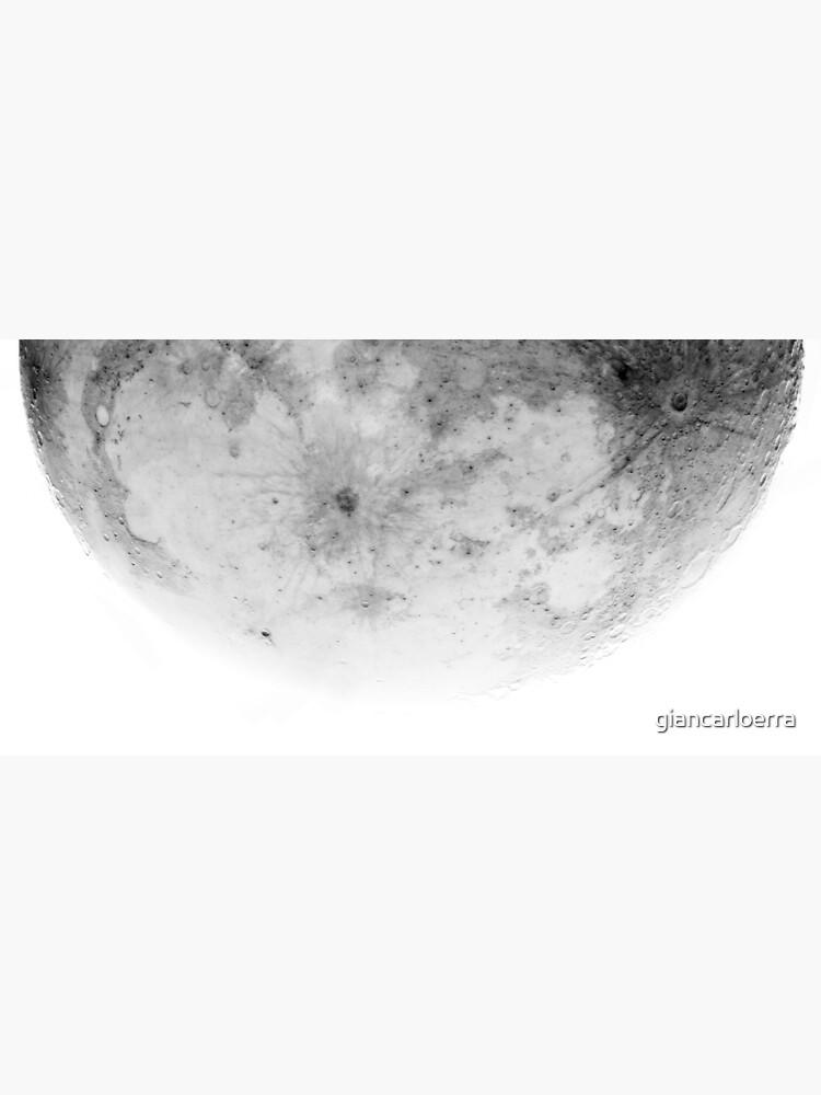 White Moon mosaic by giancarloerra