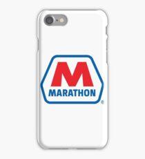 MARATHON LUBRICANT OIL RACING iPhone Case/Skin