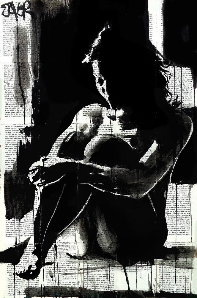 when the night... by Loui  Jover
