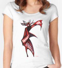 Warrior Queen - Series 1 Women's Fitted Scoop T-Shirt