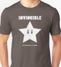 Invincible* (white) T-Shirt