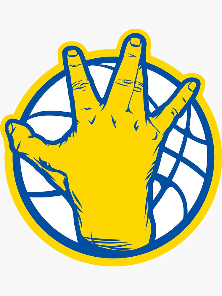 Golden State Warriors West Coast by OrganicGraphic