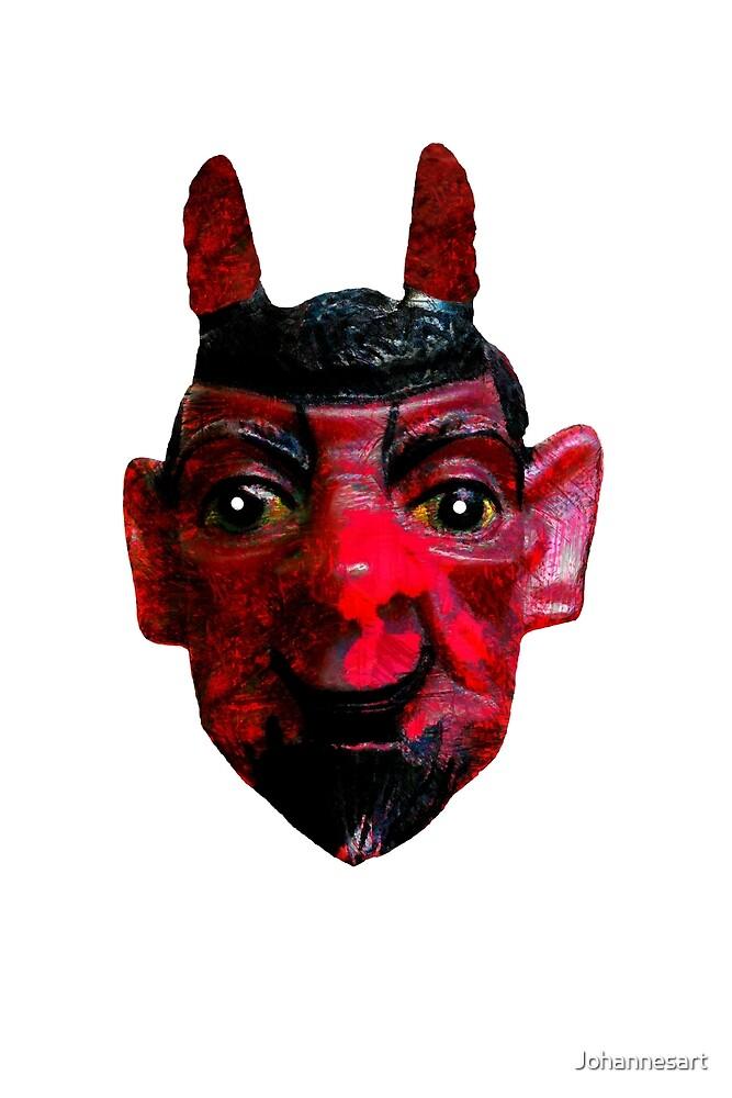 Red Devil by Johannesart