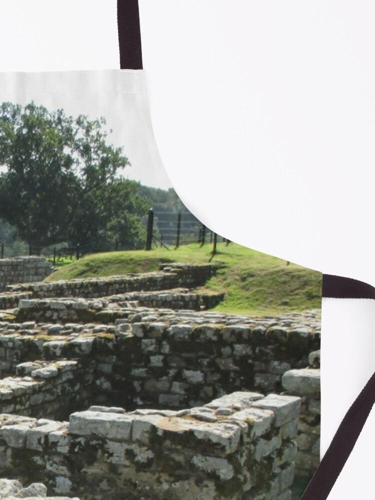 Alternate view of M.I. #83  ☼  Rocks And Bricks - Shot 5 (Hadrian's Wall) Apron