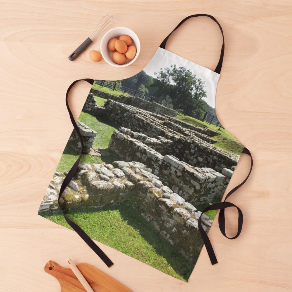M.I. #83  ☼  Rocks And Bricks - Shot 5 (Hadrian's Wall) Apron