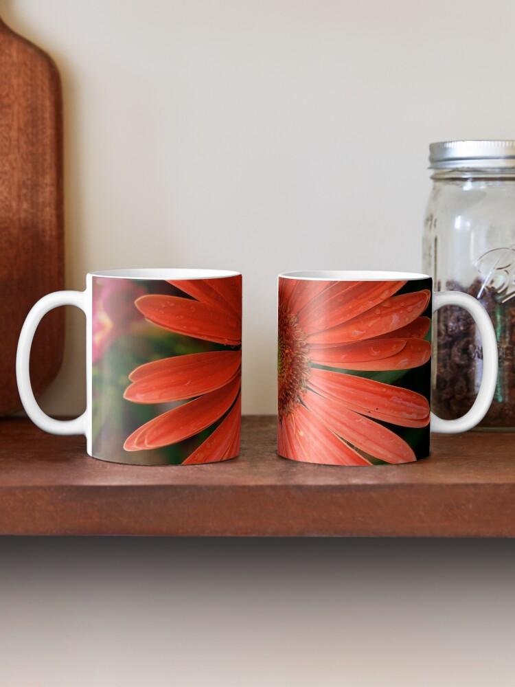 Alternate view of Gerbera Daisy Mug