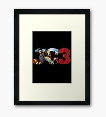 Just Cause 3 Framed Print