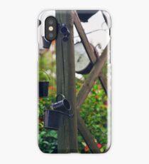 Watering  iPhone Case/Skin