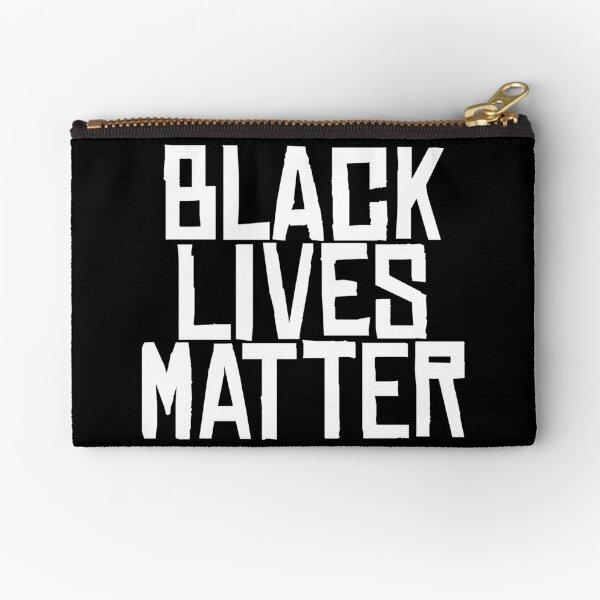 Black Lives Matters Zipper Pouch