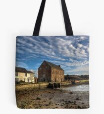 The Old Millhouse Tote Bag