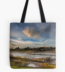 Over The Yar To Freshwater Tote Bag