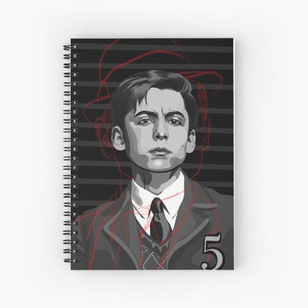 La Academia Umbrella Número Cinco Cuaderno de espiral