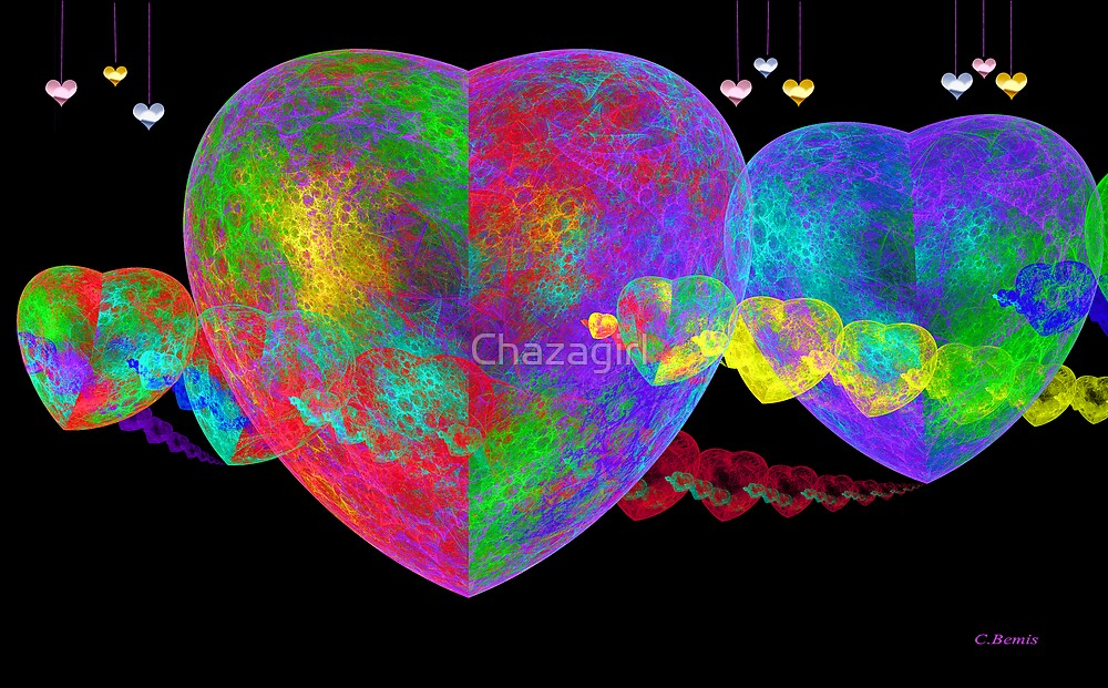Crazy Hearts by Chazagirl
