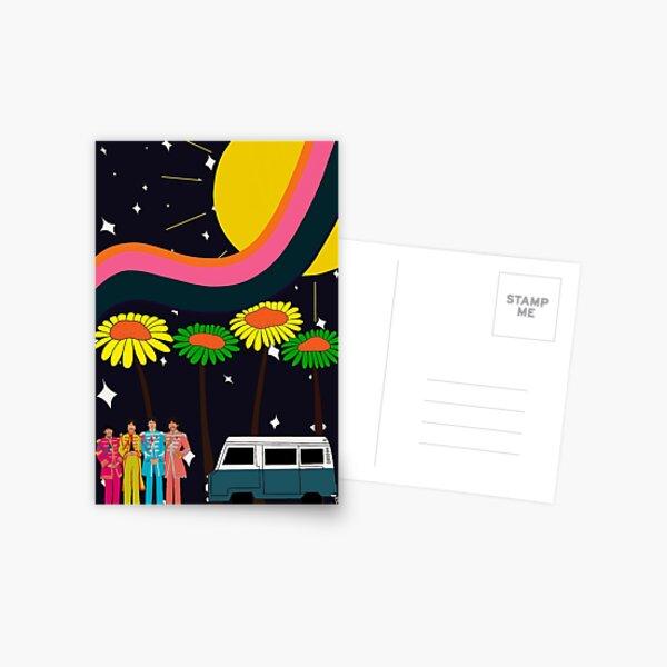 Lucy's Dream  Postcard