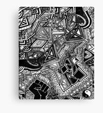 Symbolism Canvas Print