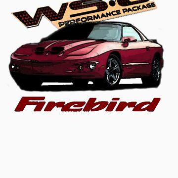 Firebird Ram Air WS6 by banditcar