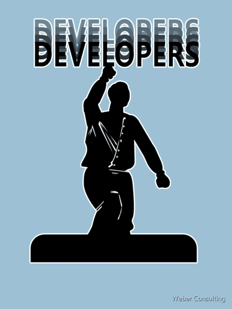 DEVELOPERS! DEVELOPERS! DEVELOPERS! DEVELOPERS! (Ballmer) by HalfNote5